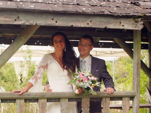 Le mariage de Laurent et Fanny à Michelbach, Haut Rhin 14