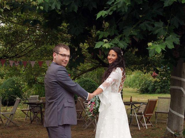 Le mariage de Laurent et Fanny à Michelbach, Haut Rhin 15