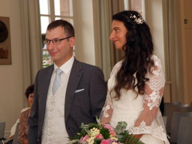 Le mariage de Laurent et Fanny à Michelbach, Haut Rhin 16