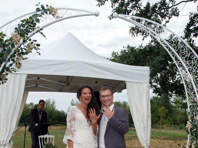 Le mariage de Laurent et Fanny à Michelbach, Haut Rhin 17