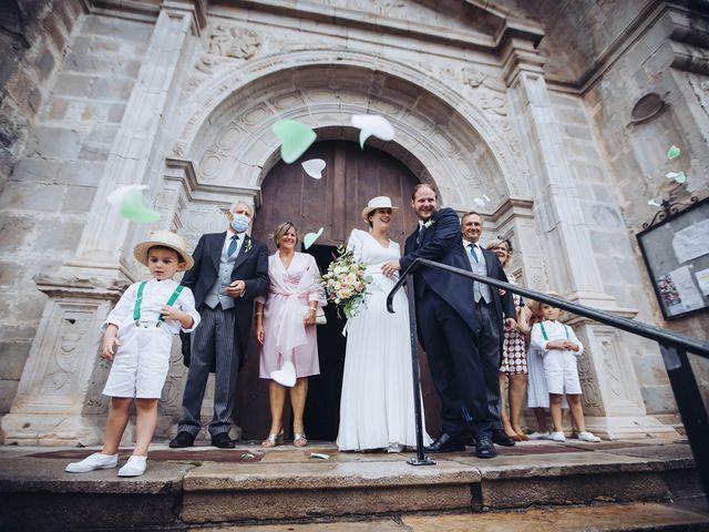 Le mariage de Alexandre et Charlotte à Urrugne, Pyrénées-Atlantiques 16