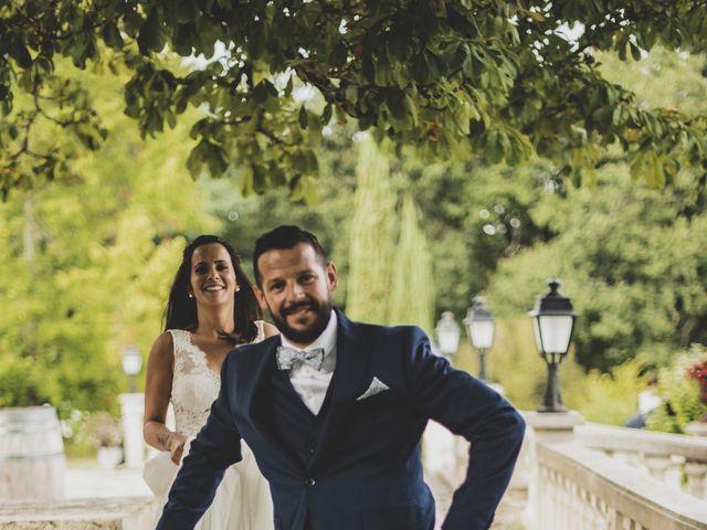Le mariage de Rodolphe et Alexandra à Moncrabeau, Lot-et-Garonne 15
