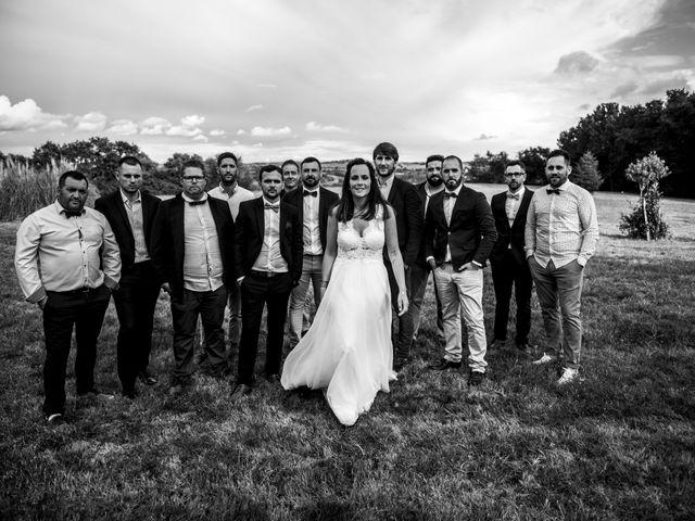 Le mariage de Rodolphe et Alexandra à Moncrabeau, Lot-et-Garonne 28