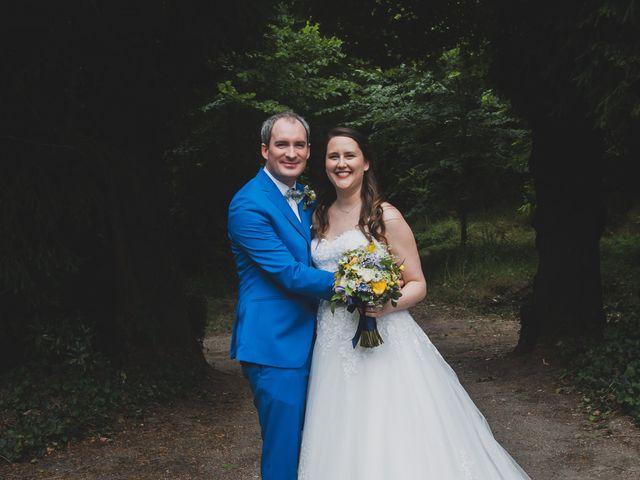 Le mariage de Jennifer et Jérémy