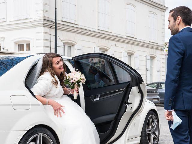 Le mariage de Joël  et Virginie  à Guérard, Seine-et-Marne 1