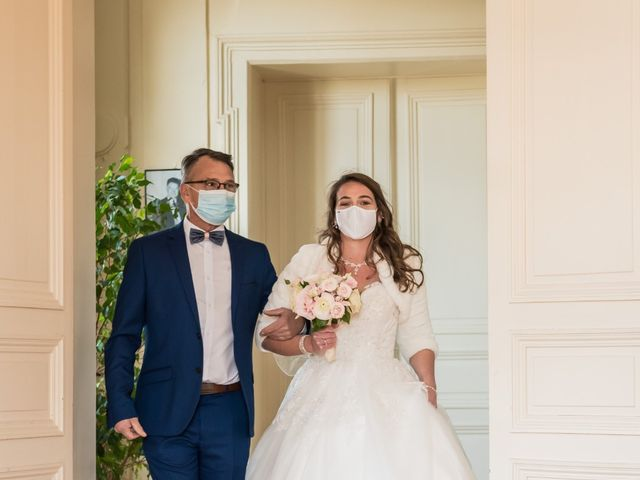 Le mariage de Joël  et Virginie  à Guérard, Seine-et-Marne 4