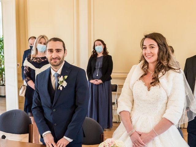 Le mariage de Joël  et Virginie  à Guérard, Seine-et-Marne 5