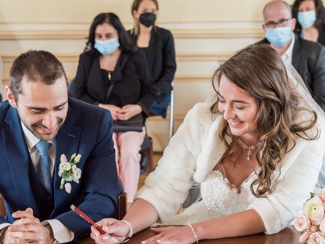 Le mariage de Joël  et Virginie  à Guérard, Seine-et-Marne 8