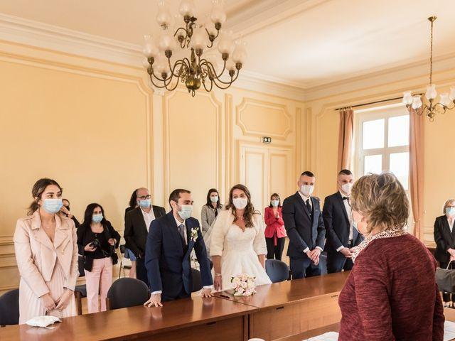 Le mariage de Joël  et Virginie  à Guérard, Seine-et-Marne 13