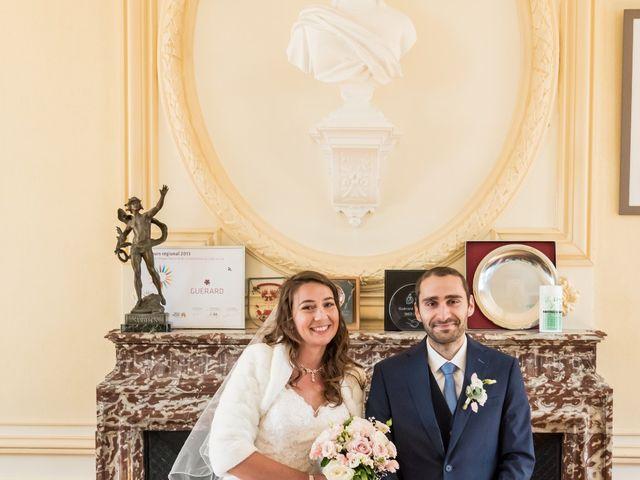 Le mariage de Joël  et Virginie  à Guérard, Seine-et-Marne 14