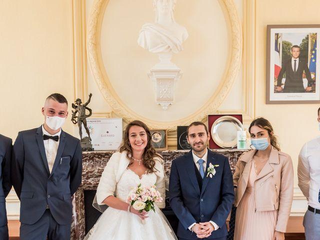 Le mariage de Joël  et Virginie  à Guérard, Seine-et-Marne 15