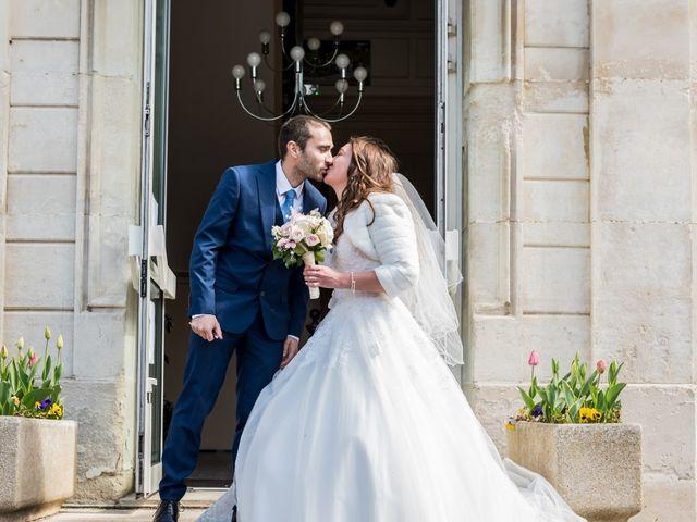 Le mariage de Joël  et Virginie  à Guérard, Seine-et-Marne 17