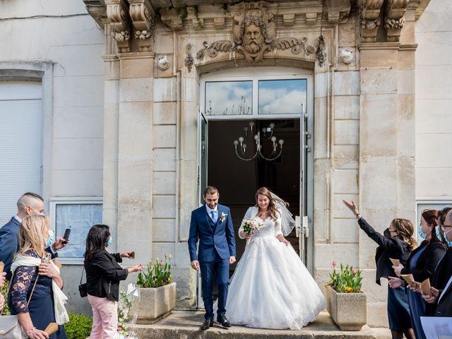 Le mariage de Joël  et Virginie  à Guérard, Seine-et-Marne 18