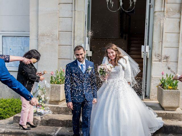Le mariage de Joël  et Virginie  à Guérard, Seine-et-Marne 19