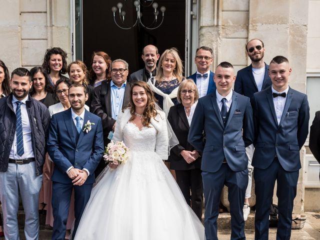 Le mariage de Joël  et Virginie  à Guérard, Seine-et-Marne 20
