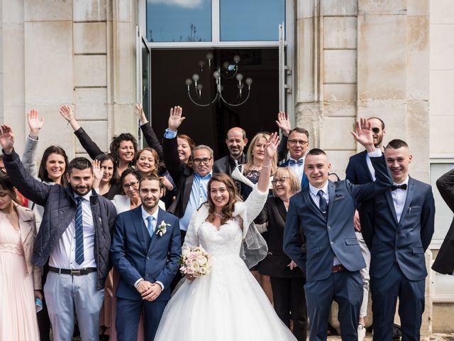 Le mariage de Joël  et Virginie  à Guérard, Seine-et-Marne 21