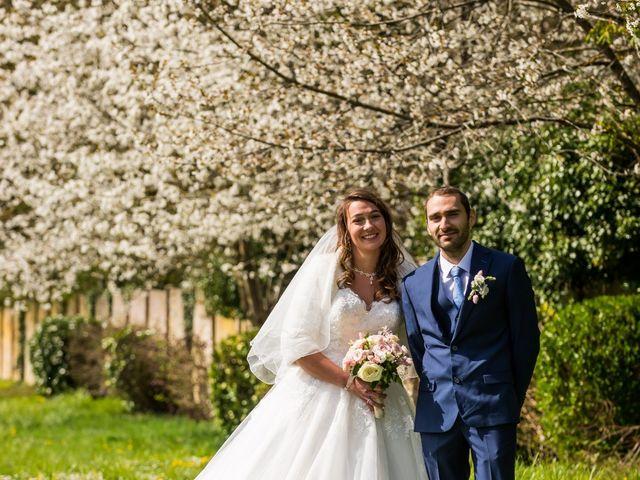 Le mariage de Joël  et Virginie  à Guérard, Seine-et-Marne 38