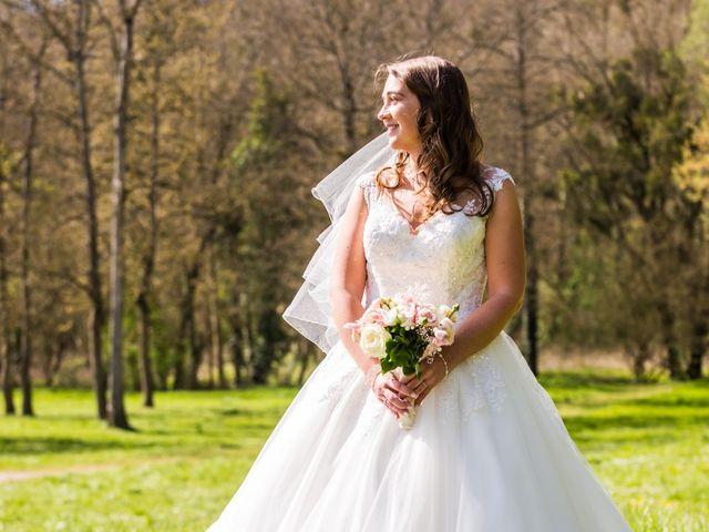 Le mariage de Joël  et Virginie  à Guérard, Seine-et-Marne 40