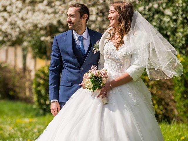 Le mariage de Joël  et Virginie  à Guérard, Seine-et-Marne 41
