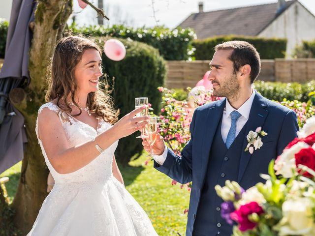 Le mariage de Joël  et Virginie  à Guérard, Seine-et-Marne 44