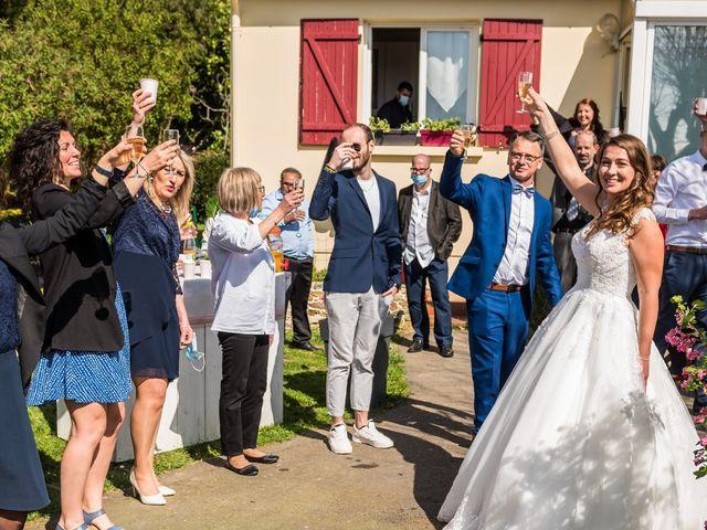 Le mariage de Joël  et Virginie  à Guérard, Seine-et-Marne 46