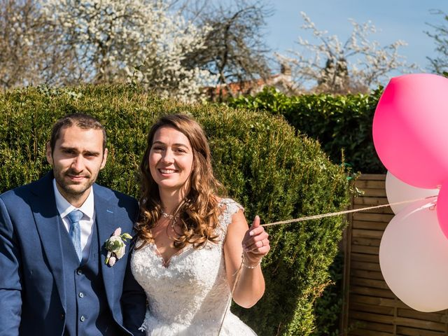 Le mariage de Joël  et Virginie  à Guérard, Seine-et-Marne 53