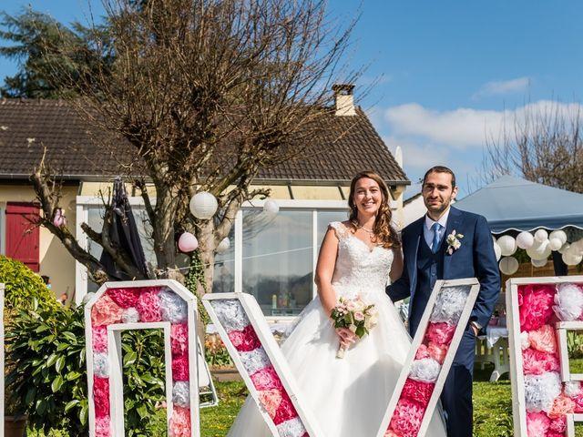 Le mariage de Joël  et Virginie  à Guérard, Seine-et-Marne 55