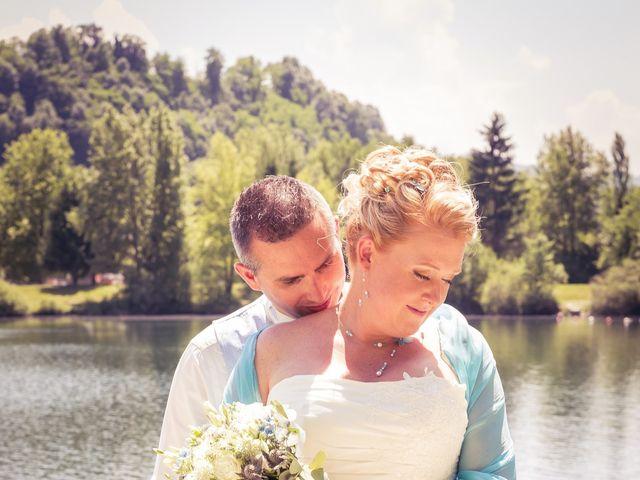 Le mariage de Nicolas et Emilie à Aix-les-Bains, Savoie 3
