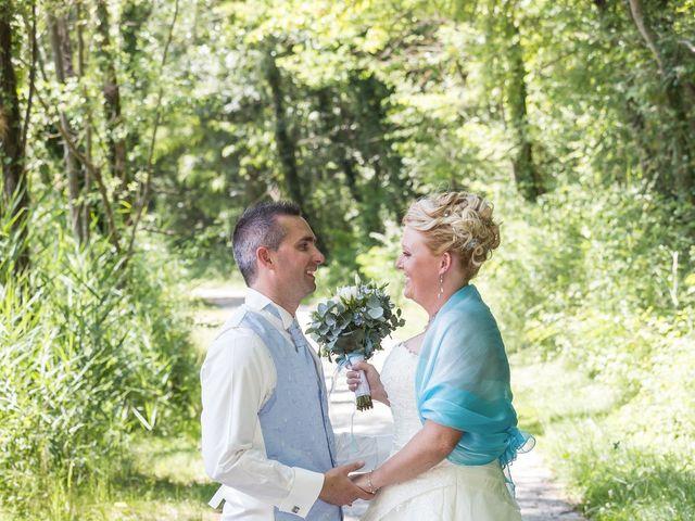 Le mariage de Nicolas et Emilie à Aix-les-Bains, Savoie 7