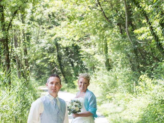 Le mariage de Nicolas et Emilie à Aix-les-Bains, Savoie 8