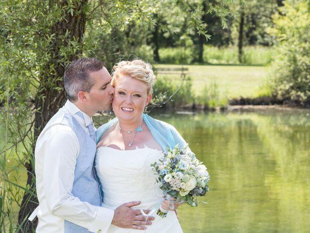 Le mariage de Nicolas et Emilie à Aix-les-Bains, Savoie 1
