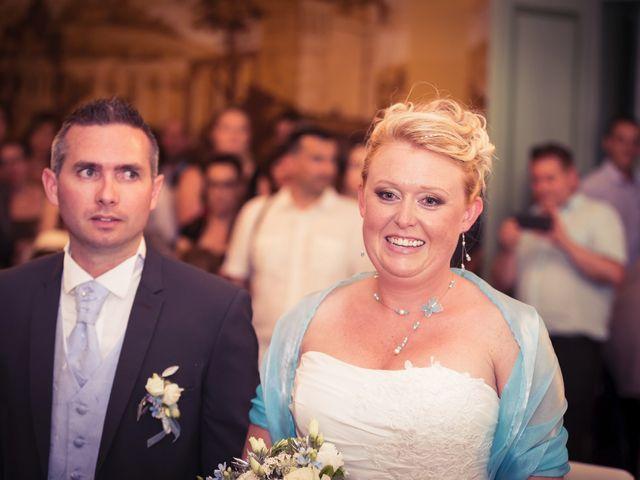 Le mariage de Nicolas et Emilie à Aix-les-Bains, Savoie 12