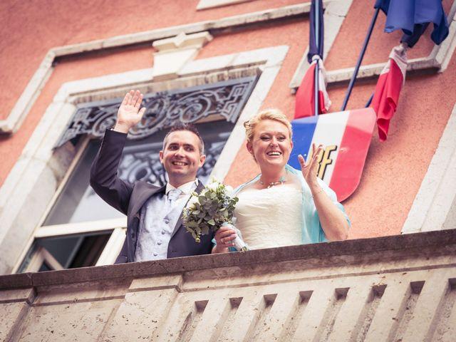 Le mariage de Nicolas et Emilie à Aix-les-Bains, Savoie 15
