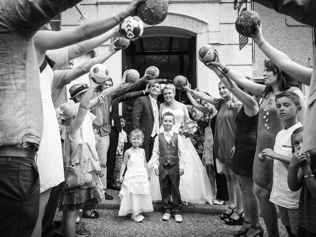Le mariage de Nicolas et Emilie à Aix-les-Bains, Savoie 17