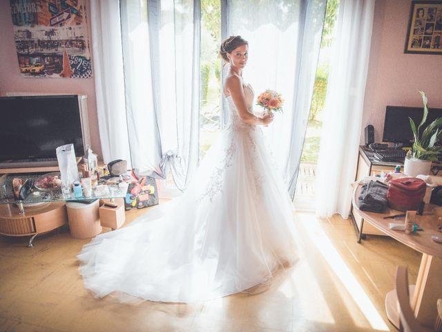 Le mariage de Jeremy et Cindy à Baziège, Haute-Garonne 14