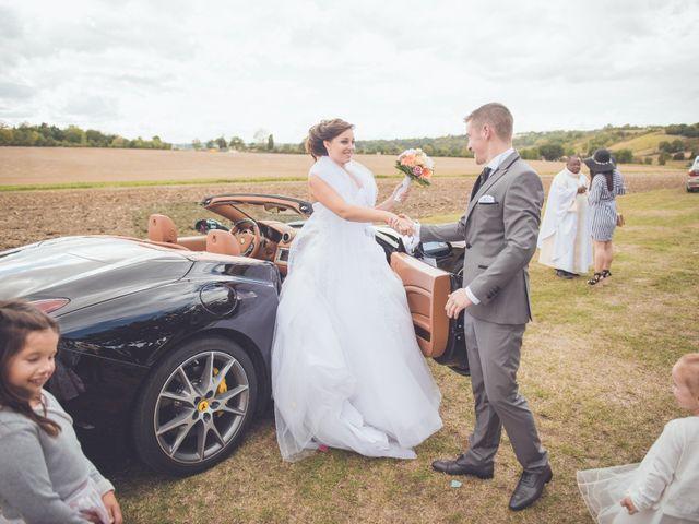 Le mariage de Jeremy et Cindy à Baziège, Haute-Garonne 17