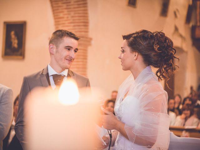 Le mariage de Jeremy et Cindy à Baziège, Haute-Garonne 18