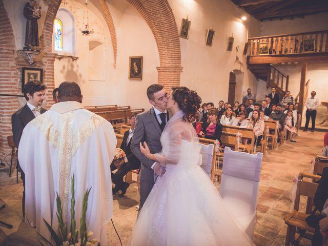 Le mariage de Jeremy et Cindy à Baziège, Haute-Garonne 21
