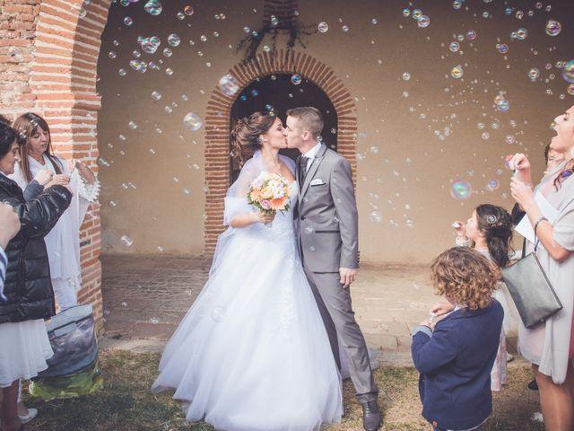 Le mariage de Jeremy et Cindy à Baziège, Haute-Garonne 22
