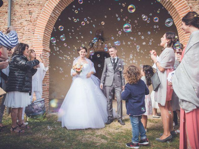 Le mariage de Jeremy et Cindy à Baziège, Haute-Garonne 23