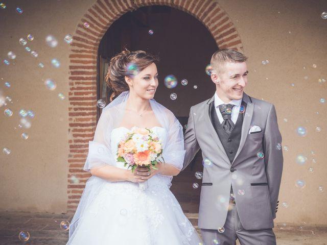 Le mariage de Jeremy et Cindy à Baziège, Haute-Garonne 24