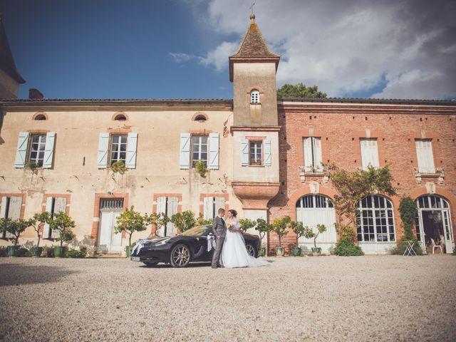 Le mariage de Jeremy et Cindy à Baziège, Haute-Garonne 27