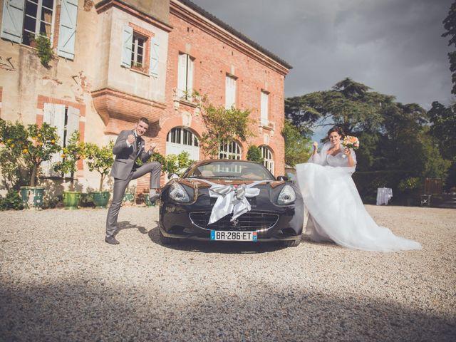 Le mariage de Jeremy et Cindy à Baziège, Haute-Garonne 28