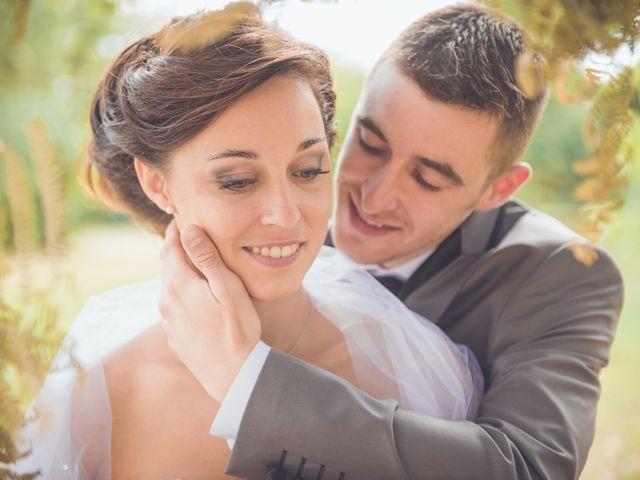 Le mariage de Jeremy et Cindy à Baziège, Haute-Garonne 31
