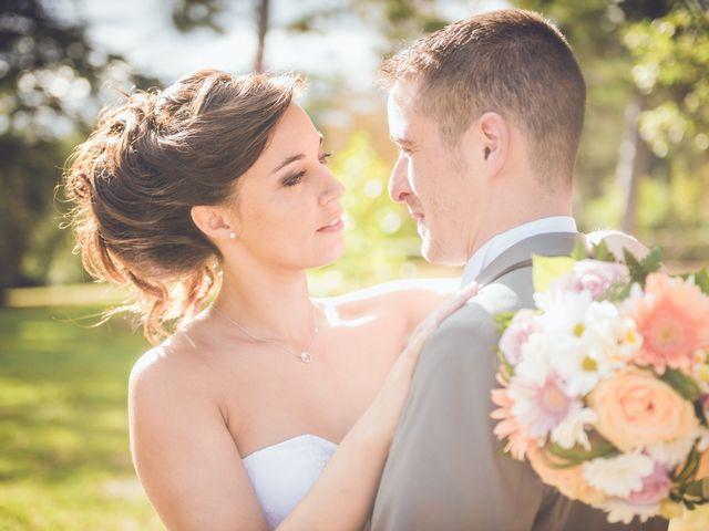 Le mariage de Jeremy et Cindy à Baziège, Haute-Garonne 34