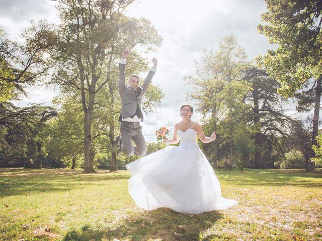 Le mariage de Jeremy et Cindy à Baziège, Haute-Garonne 36