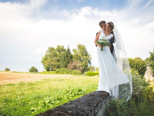 Le mariage de Mathieu et Camille à Trosly-Loire, Aisne 4