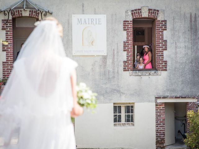 Le mariage de Mathieu et Camille à Trosly-Loire, Aisne 6