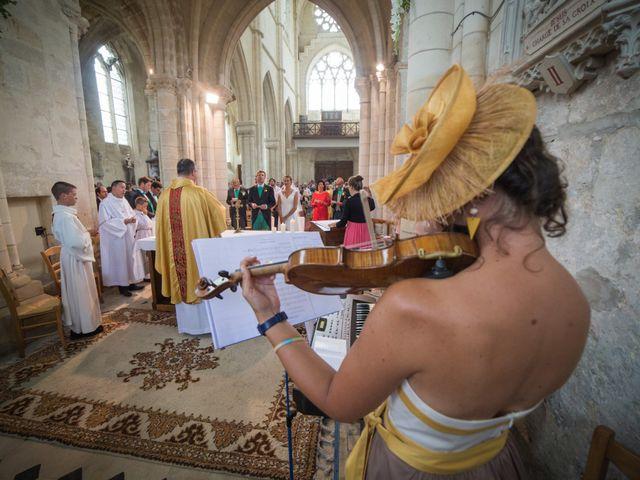 Le mariage de Mathieu et Camille à Trosly-Loire, Aisne 7