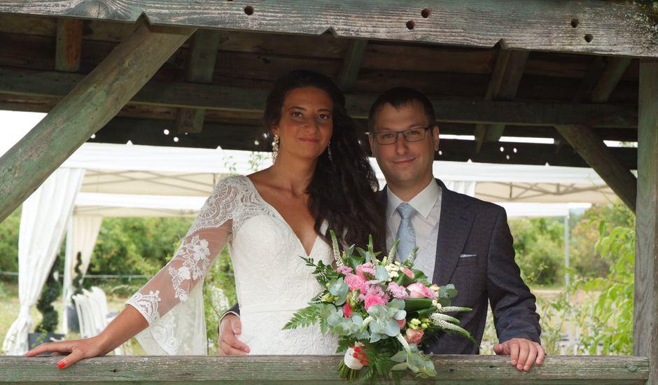 Le mariage de Laurent et Fanny à Michelbach, Haut Rhin